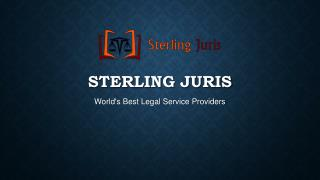 How can a trademark registration consultant at Sterling Juri
