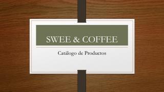 SWEE & COFFEE