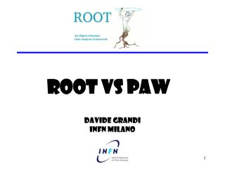 ROOT vs PAW