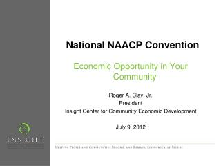 National NAACP Convention