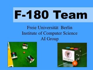 F-180 Team