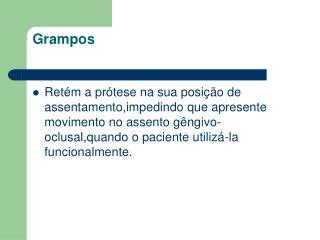 Grampos
