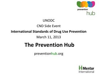 The Prevention Hub