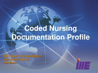 Coded Nursing Documentation Profile