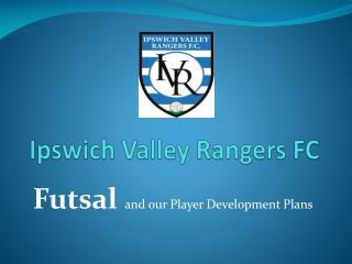 Ipswich Valley Rangers FC