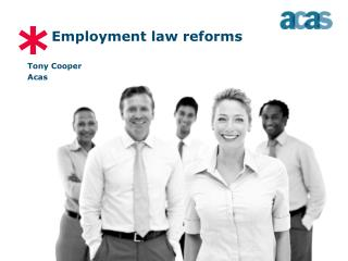 Employment law reforms