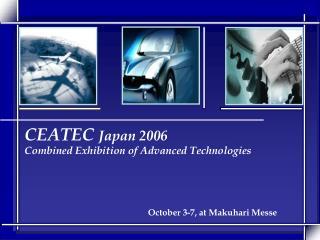 CEATEC  Japan 2006