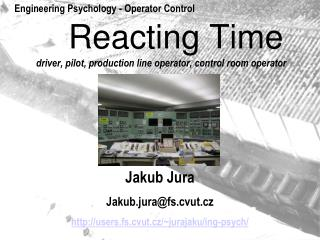 Reacting Time