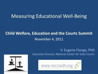 Measuring Educational Well-Being