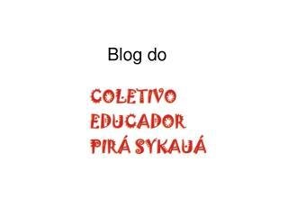 Blog do