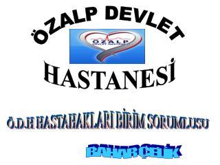 ÖZALP DEVLET