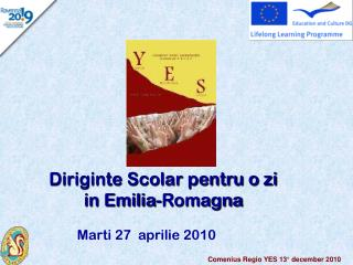 Comenius Regio YES 13° december 2010