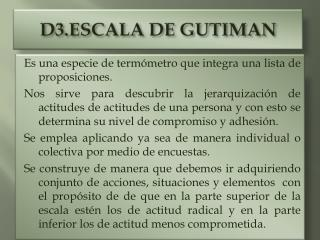 D3.ESCALA DE GUTIMAN