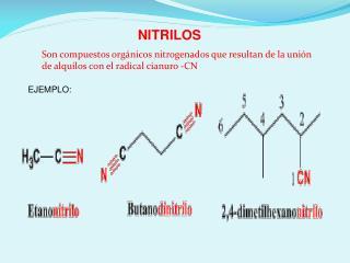 NITRILOS