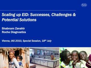 Regional Activities in EID