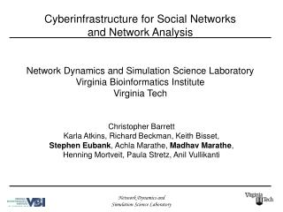 Constructing Social Contact Networks