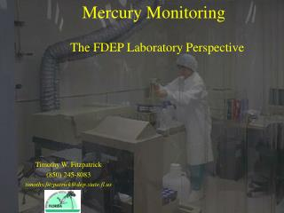 Mercury Monitoring