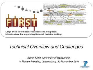 Technical Overview and Challenges