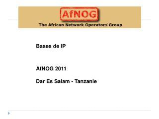 Bases de IP