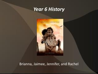 Year 6 History