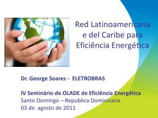 Red Latinoamericana e del Caribe para Eficiência Energética