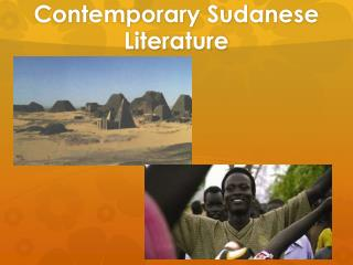 Contemporary Sudanese Literature