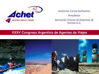 XXXV Congreso Argentino de Agentes de Viajes