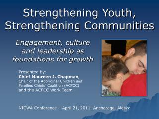 Engagement, culture and leadership as foundations for growth