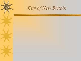 City of New Britain