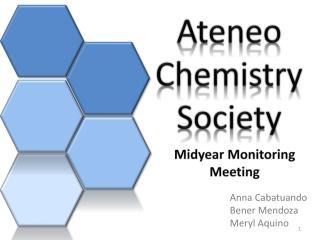 Ateneo  Chemistry Society