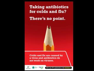 What are antibiotics?