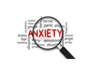 Anxiety in Young Children