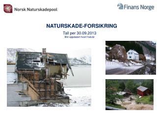 NATURSKADE-FORSIKRING
