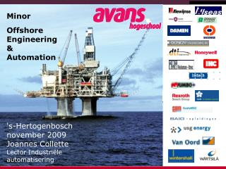 Minor  Offshore  Engineering    Automation