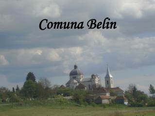 Comuna Belin