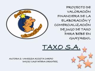 TAXO S.A.