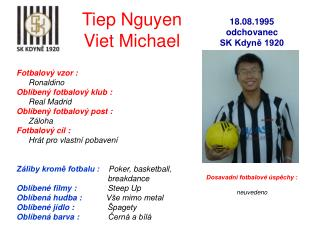 Tiep Nguyen Viet Michael