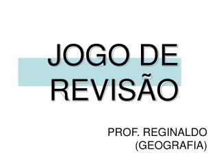 JOGO DE REVISÃO