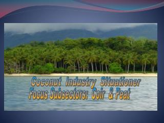 Coconut  Production:  Philippines  vs  Davao Region
