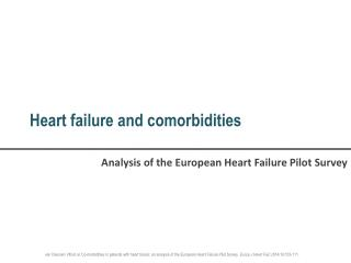 Heart failure and comorbidities