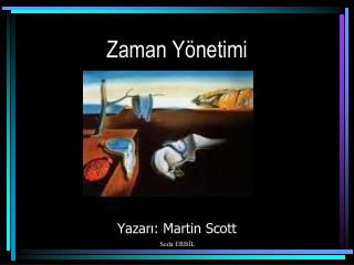 Zaman  Y�netimi