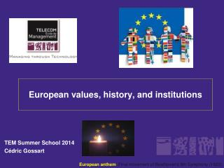 European values, history, and institutions