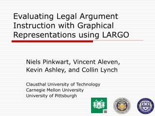 Evaluating Legal Argument Instruction with Graphical Representations using LARGO