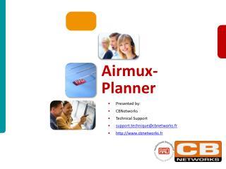 Airmux-Planner