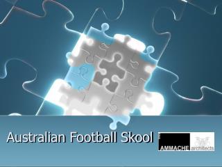 Australian Football Skool