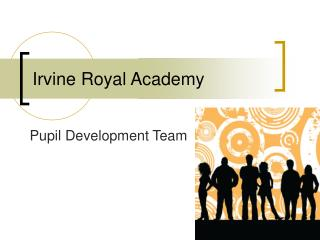Irvine Royal Academy