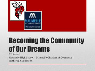 Becoming the Community of Our Dreams