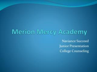 Merion Mercy Academy