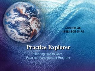 Practice Explorer