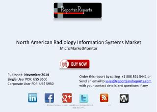 North American Radiology Information Systems Market Trends